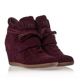 ASH Bowie Wedge Sneaker 8.5-9 *NEW*